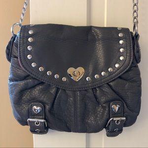 Betseyville Grey Crossbody Bag